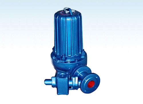 BWQC反冲洗型潜水排污泵