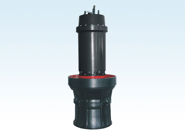 BQZ潜水轴流泵
