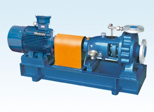 BCZ标准化工泵