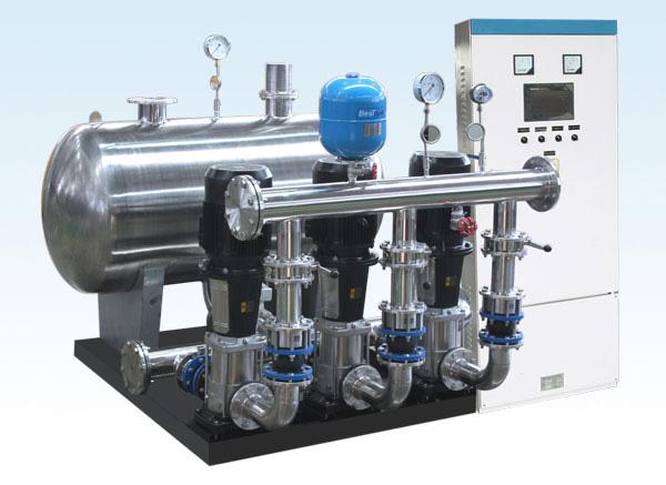 BWG-I智能化罐式叠压给水设备