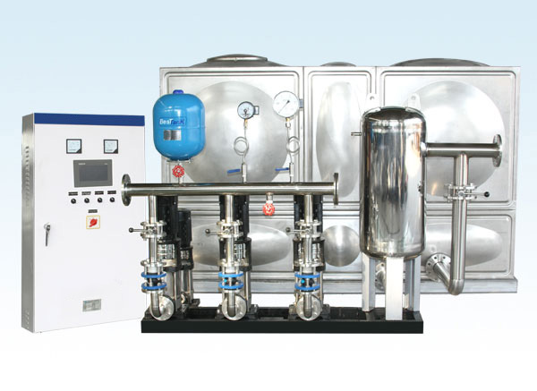 BWX箱式叠压给水设备