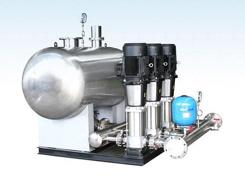 BPSW生活变频给水设备