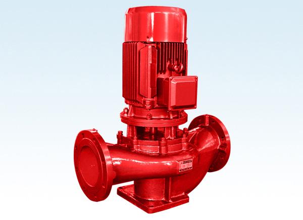 BYG立式管道消防泵