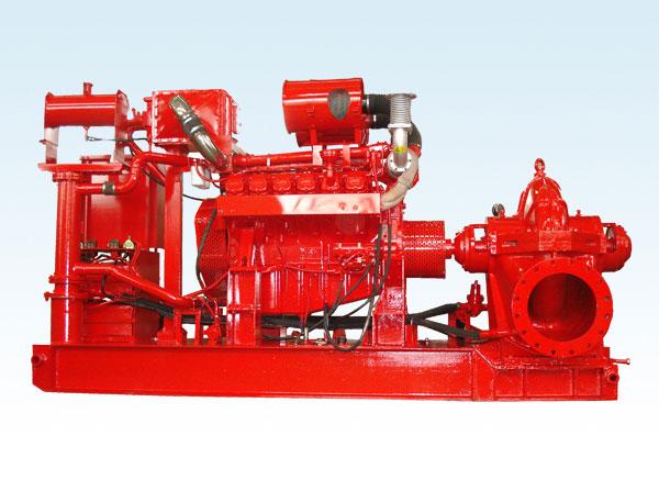XBC-B柴油机消防泵
