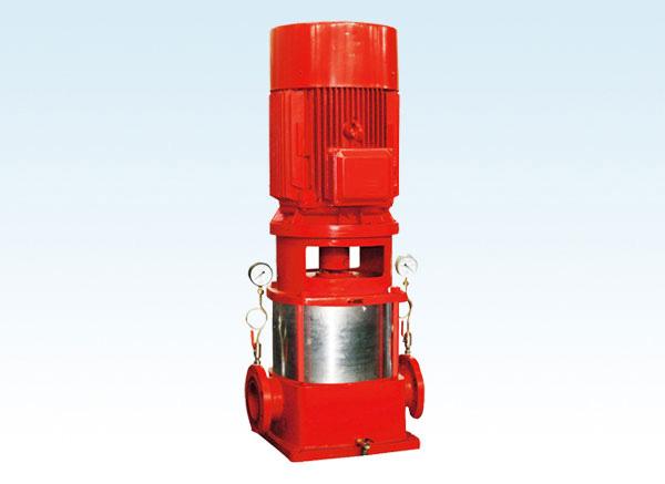 XBD-LL立式多级消防泵