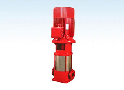 XBD-L1立式多级消防泵